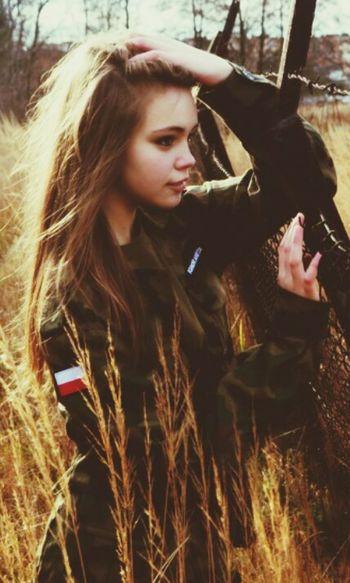 Hi! That's Me Enjoying Life Relaxing Hi Everyone ♡ Army Style ArmyStrong Military Life Militarygirl