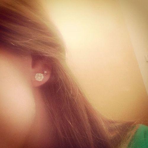 Got My Doubles Pierced