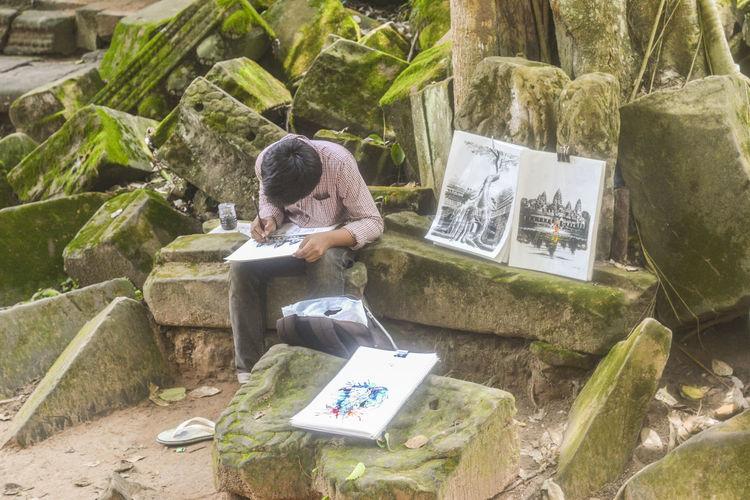 Artist Angkor