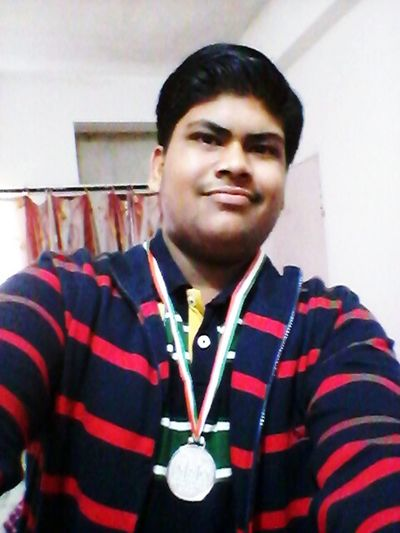 Hi! That's Me Silver Medalist Nso Exam