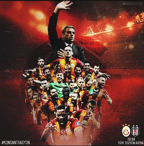 Bugün Günlerden Galatasaray Champions GalataSaray Hello World That's Me Turkey