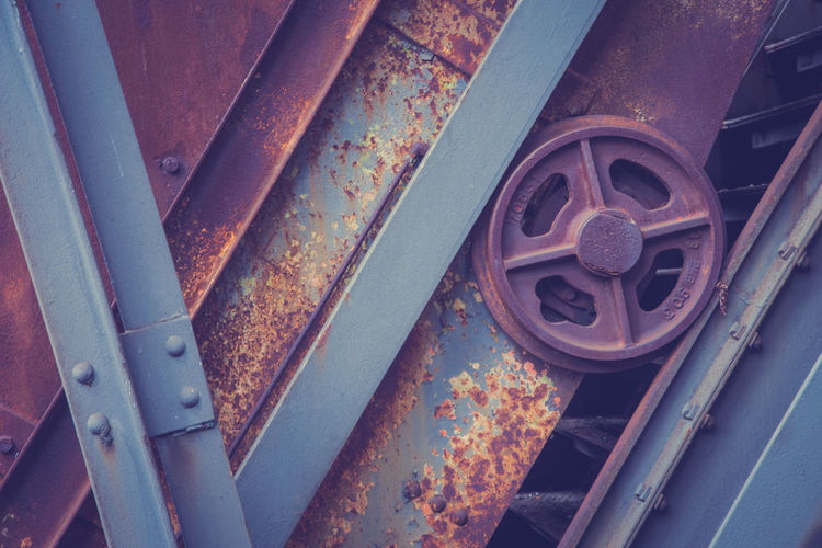 Urbex - 5 Metal Rusty No People Close-up Transportation Rail Transportation Day Mode Of Transportation Old Land Vehicle High Angle View Abandoned Outdoors Wheel Full Frame Train Train - Vehicle Architecture Iron - Metal Backgrounds Iron
