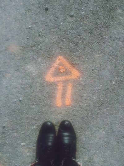Walk This Way Taking A Stroll