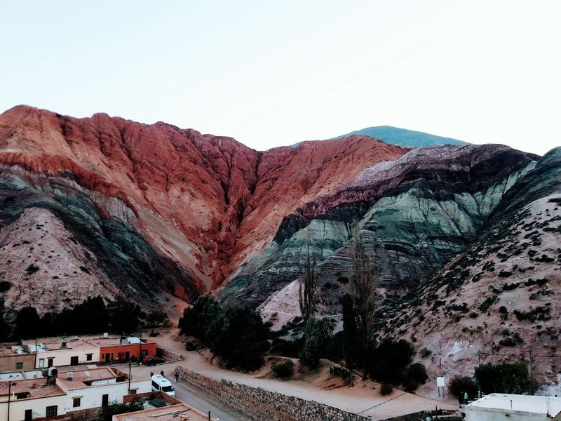 Cerro De Los 7 Colores Jujuy! Mountain Outdoors Landscape Travel Destinations No People Day Eyemphotography Argentina Photography Argentina EyeEm Team Jujuy Province EyeEmNewHere Colors Multi Colored Naturephotography Eye Em Nature Lover TheWeekOnEyeEM