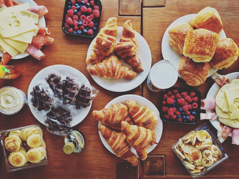 Breakfast Breakfast Colors Work Tgif Yummy Paris IPS2016Composition Food Pornfood Brunch