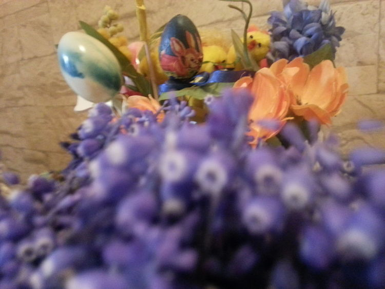 EyeEmNewHere No Filter No Edit Just Photography Happyestern Flower Egg Sretan Uskrs Purple Ester