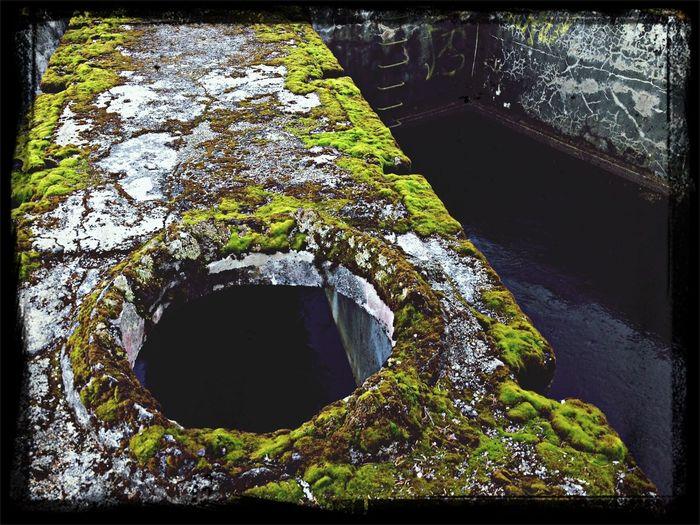 Old Hydro Electric PlantNedansjö Water