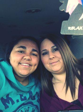 Me and my mama!