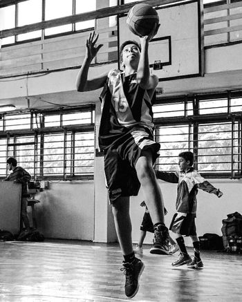 Jordan Basketball Jump High