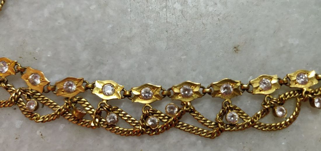 Gold Gold Colored Luxury Wealth Elégance Jewelry Fashion Precious Gem Close-up