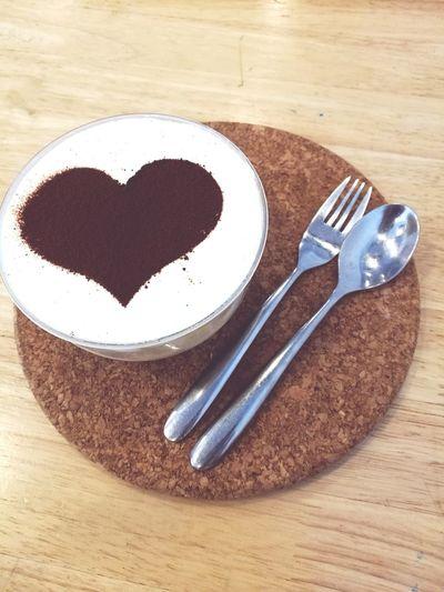 Heart Shape Love Sweet Food Ready-to-eat Sweet Time🍰 Dessert Banana Banoffee