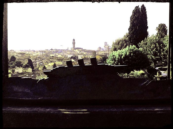 Florence Piazzalemichelangelo Panoramic View