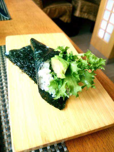 Temaki Japanese Food Food