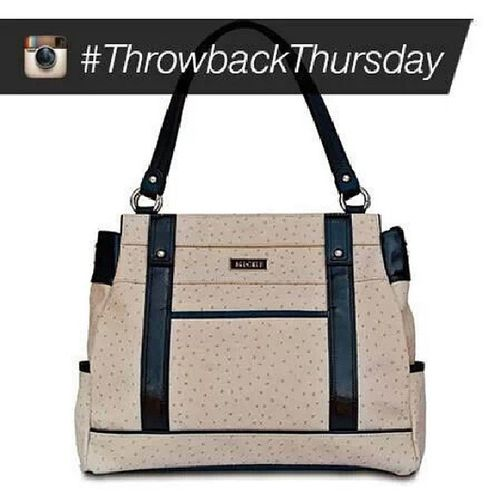 Miche Throwbackthursday  only $6.95 while supplies last. Shop now at mybagrocks.miche.com Miche Fashion Handbag  sale