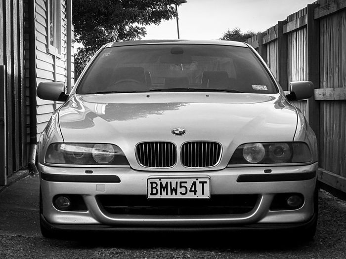 Bmw Msport Motorsport E39 Car Vehicle Automobile бмв Land Vehicle Car Old-fashioned Front View Retro Styled Headlight First Eyeem Photo