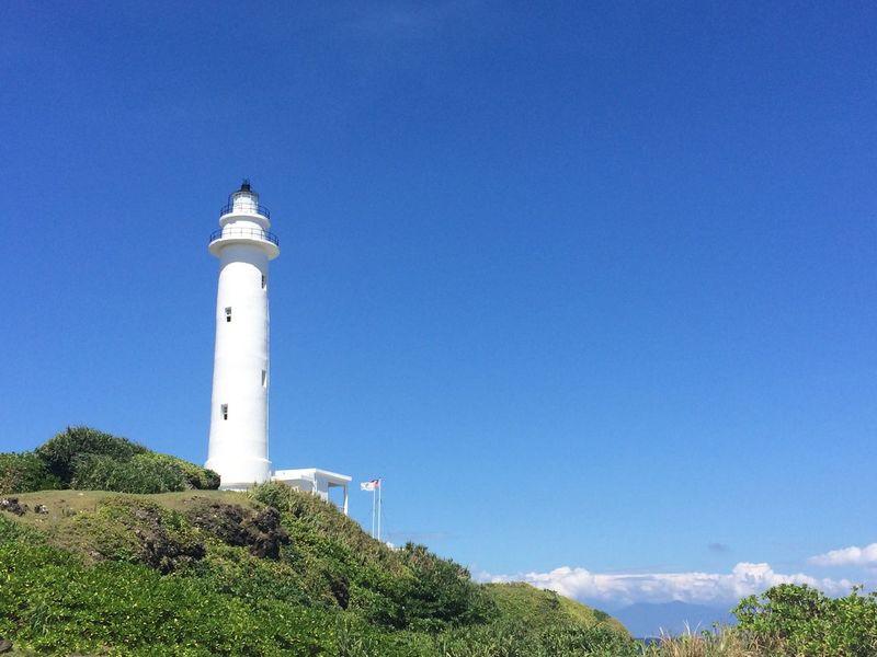 Lighthouse Greenisland Taiwan