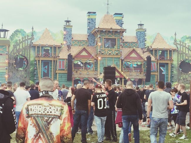 Doudou ❤ Harmony Harmony Of Hardcore Festival 2015  Holland