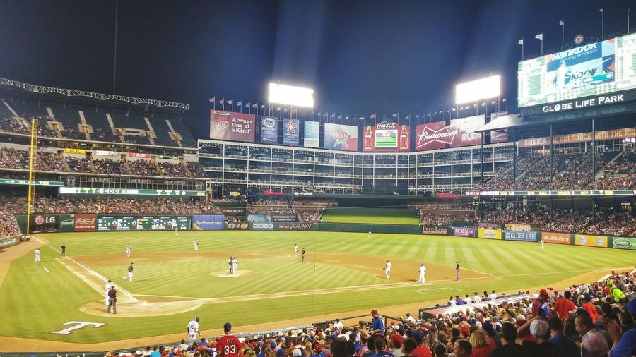 Mhgb Texas Rangers Baseball Fort Worth Baseball Enjoying Life