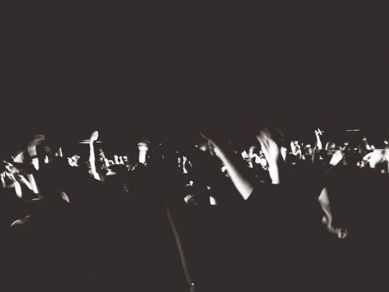 There is nothing like Headbanging at a Concert like this