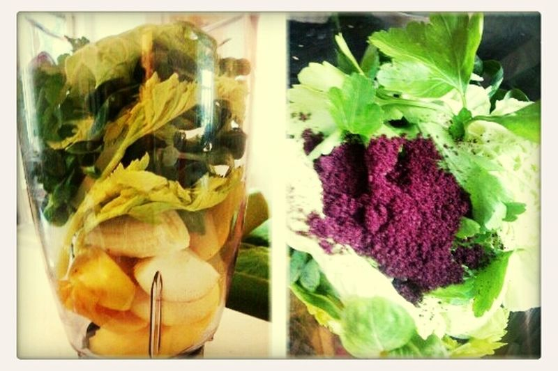 best to drink every morning Eating Açai Healthy Vegan Raw Green Smoothie Thx4cooking  Nutricious