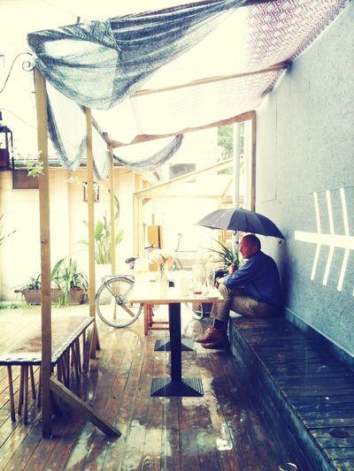 lietus vīrs