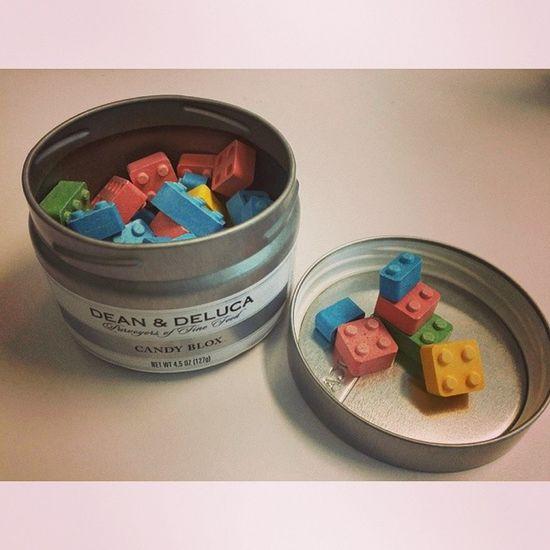 sweetness + cuteness overload! ?? thanks babe! @zyingng LEGO Everythingisawesome