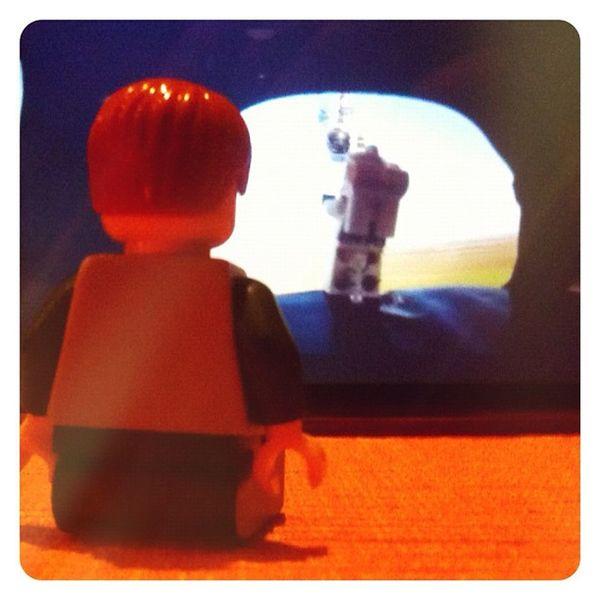 War das spannend Stratos Livejump LEGO Berlintourist