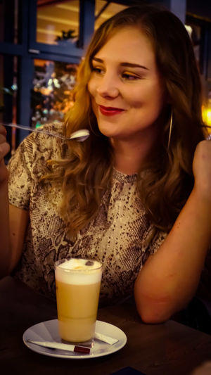 Latte EyeEm Best Shots EyeEmNewHere Happy Hour Frothy Drink Portrait Young Women Beautiful Woman Smiling Drink Beauty Women Drinking Glass Cafe Macchiato Milkshake Blended Drink Hot Drink Protein Drink Hot Chocolate Non-alcoholic Beverage Caffeine Mocha Smoothie Black Coffee Milk Espresso Iced Coffee Beer Glass Froth Art Latte Cappuccino Pint Glass 50 Ways Of Seeing: Gratitude This Is Natural Beauty The Modern Professional International Women's Day 2019