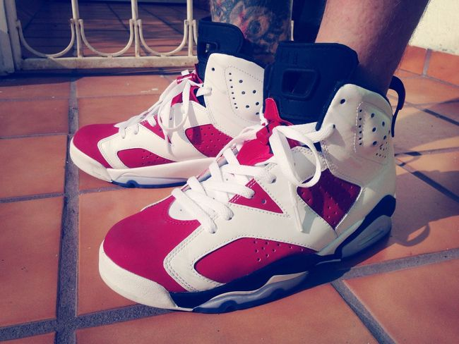 Carmine VI for today Sneakers Nike Air Jordan Carmine 6