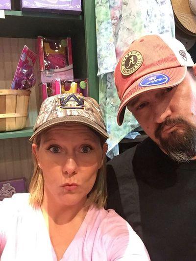Auburn Tigers Alabama Crimson Tide Housedivided New Hats! CrackerBarrell