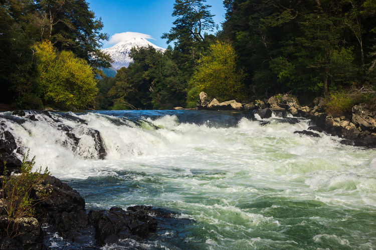 Trancura river... Aquatic Sport Aroundtheworld Beauty In Nature Blurred Motion Day Fall Flowing Flowing Water Forest Long Exposure Motion Nature No People Outdoors Plant Power Power In Nature River Scenics - Nature Sport Tourism Travel Destinations Tree Water Waterfall
