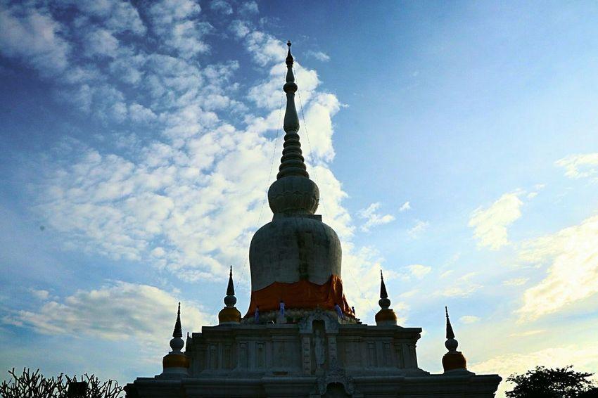 Mahasarakham Pakoda Day Sky