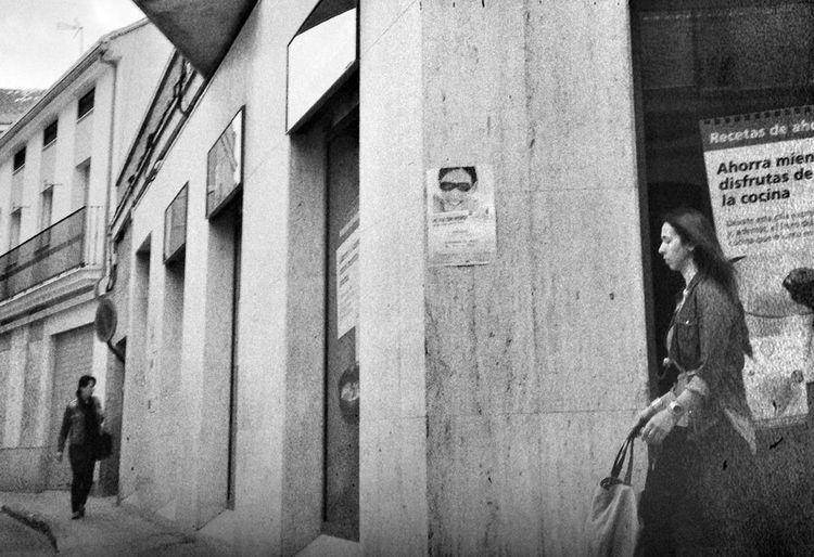 Streetphotography Blackandwhite Street Portrait Corners