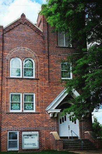 Brickwork  Old Buildings Old Church
