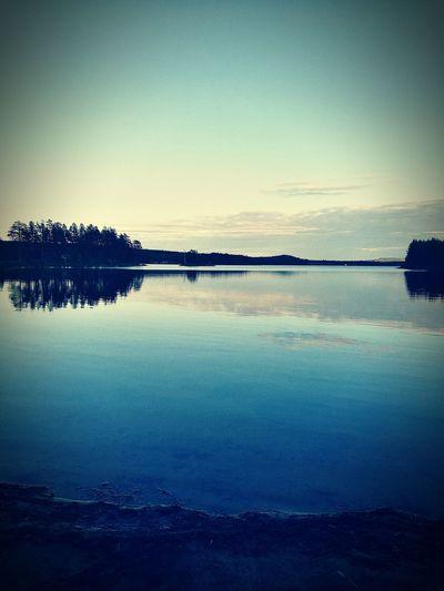 Sky Nature Insweden