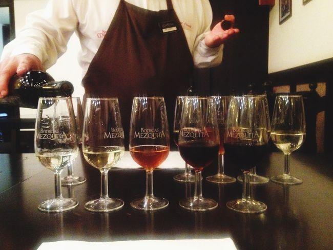 Fino Wine Tasting Wine Córdoba Pedroximenez Oloroso Amontillado First Eyeem Photo