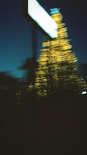 Chirstmas Tree Fast Photography