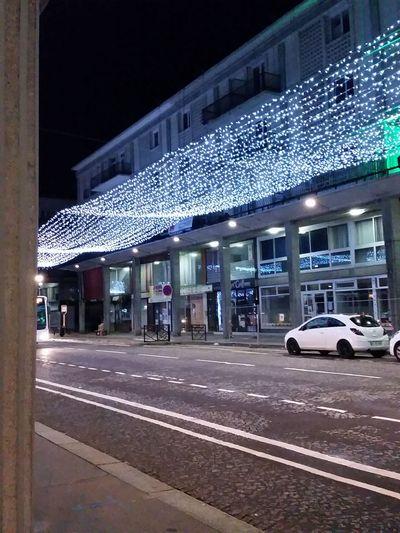 Rue De Paris Le Havre Christmas Lights Noël Hiver