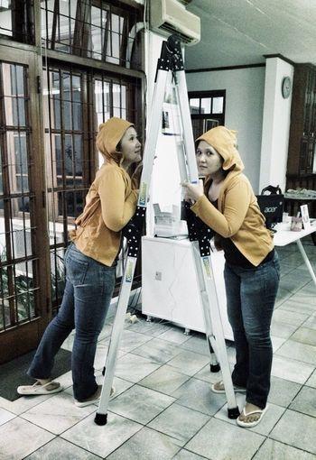 Maling tangga