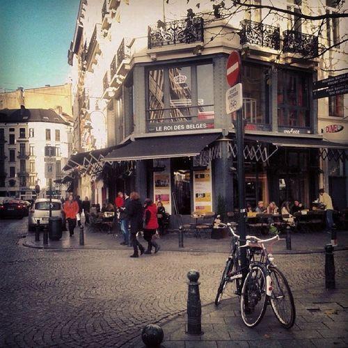 Halles Saint-Géry at Brussels Brussels Belgium City
