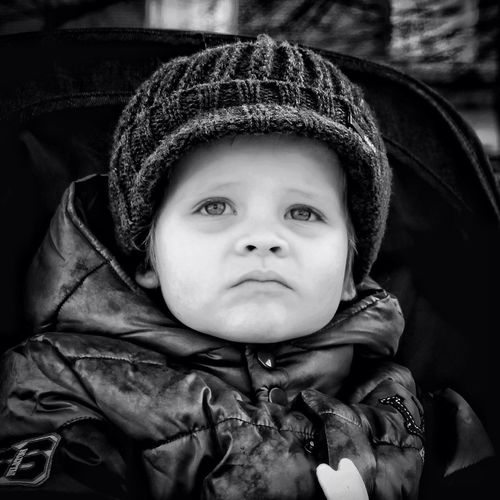 Blackandwhite Portrait My Son Eye4black&white