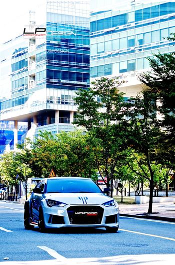 나만의 차를 완성하는 곳_로드파워디자인 LORDPOWER DESIGN Veloster Hyundai Veloster Turbo Raptor Full Body Kit Aeroparts Kdm