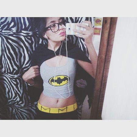 Batman Batgirl Costume That's Me Inlove Superpower