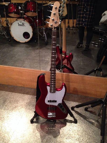 Music Tresure Bass Guitar Practice My Tresure♡