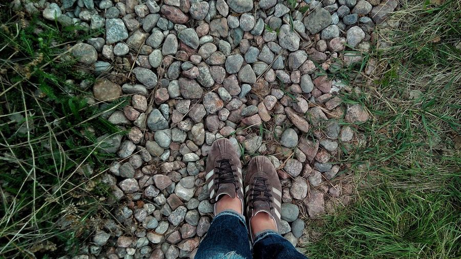 Looking Down The Great Outdoors - 2016 EyeEm Awards Stones The Path Enjoying Life Outdoors Life In Nature Outdoor Photography Just A Moment Walking Around Nature's Diversities Original Experiences Color Palette