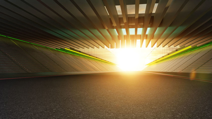 Architecture Bright Brightly Lit Built Structure Ceiling Day Diminishing Perspective Direction Empty Illuminated Indoors  Lens Flare Light At The End Of The Tunnel Lighting Equipment Nature No People Public Transportation Streaming Sunbeam Sunlight The Way Forward Transportation Tunnel