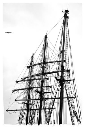 Day Historical Mast Nautical Vessel No People Outdoors Sailing Ship Sky