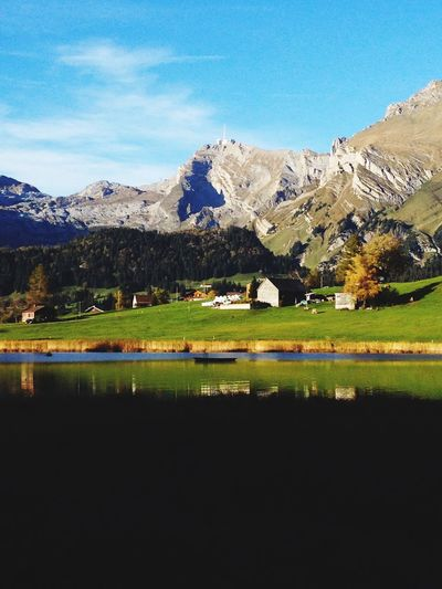 Nature Collection Mountains Alps Switzerland
