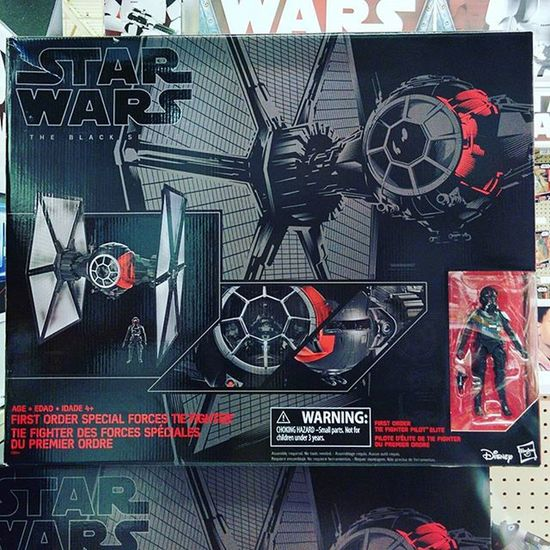 Tremendo. Starwars Tiefighter Ship Christmas Wish Toysrus Asheville Northcarolina