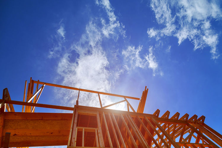 Construction Wall Framing interior of a new house under construction Carpentry Work Construction Site Frame It! New House New Begging  Residential Buildings Under Construction... Unfinished Work... Wall Framing Beams Blue Sky And Clouds Built Structure Carpentry Instructor At Laney College Carpentry Tools Cloud - Sky Construction Industry Architecture Dsyli Crane - Construction Machinery Tall - High Built Structure Building Feature Metal Structure Metal Industry Daytime Photography Daylight Photography Urban Photography Frameworks House Construction House Framework Industry Outdoors Plywood Structure Roofing Construction Roofing Tile Sunlight Unfinished